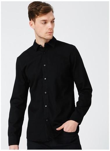 Black On Black Black On Black Gömlek Siyah